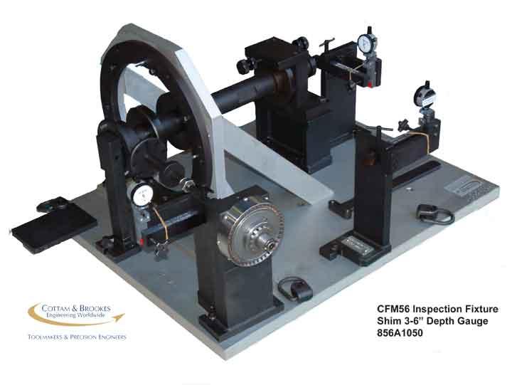 utiles control y montaje para aeronautica