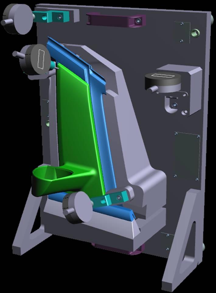 contramaster master soporte espejo retrovisor de puerta