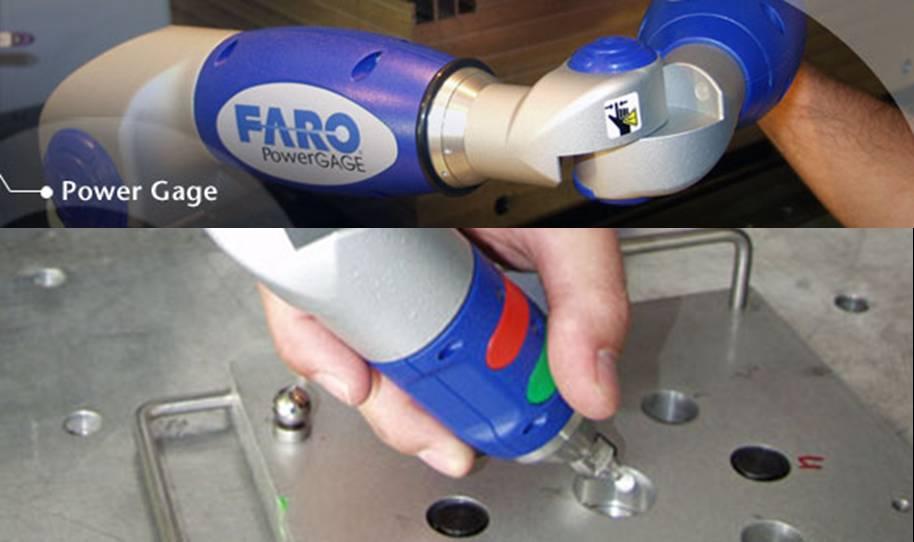 FARO powergage webinar