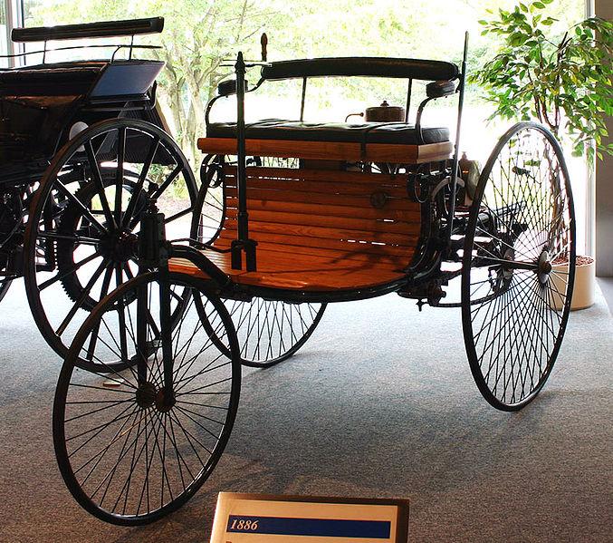 el primer coche de Benz