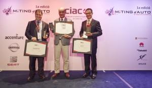 Tecnomatrix entre los ganadores del Premio CIAC